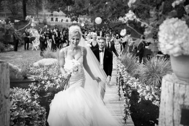 Galia Lahav Bride Abbi Cooperman News