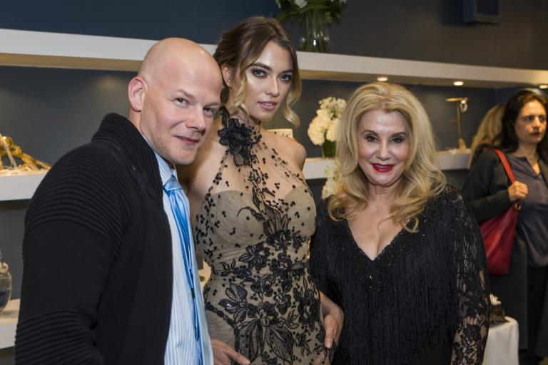 Galia Lahav Couture West Coast Flagship store opens in Los Angeles
