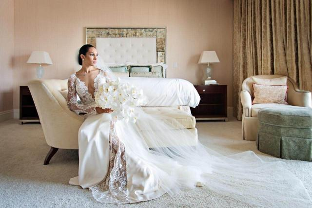 Galia Lahav Bride of the day McKenzie