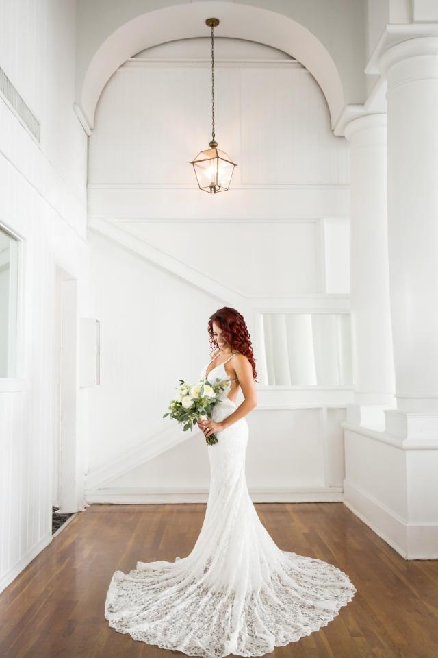 Galia Lahav - Bride Of The Week Aviva Skall