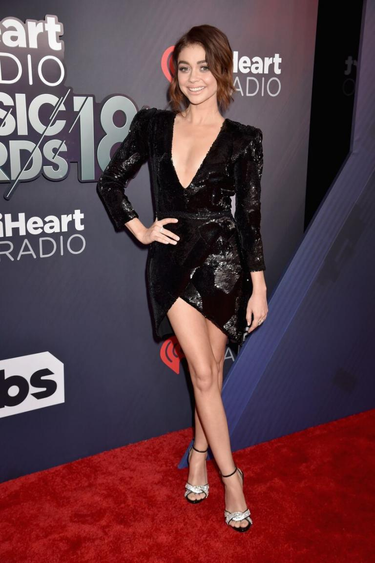 Sarah Hyland, iHeartRadio Music Awards