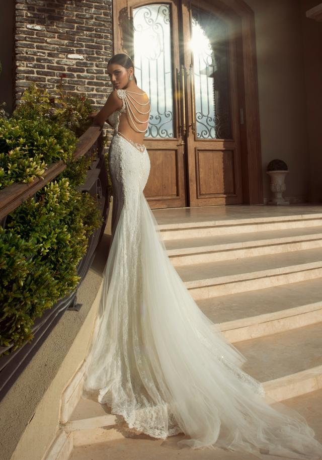 Jasmine Wedding Dress - Galia Lahav