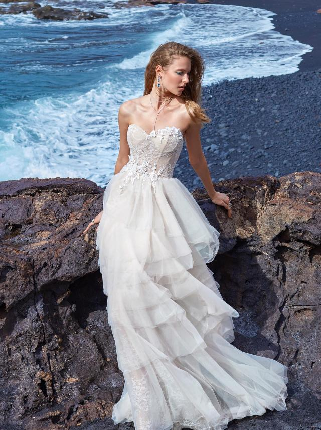 b4b8aaa36cb GALA-1014 - Collection No. V - Bridal Dresses - Galia Lahav