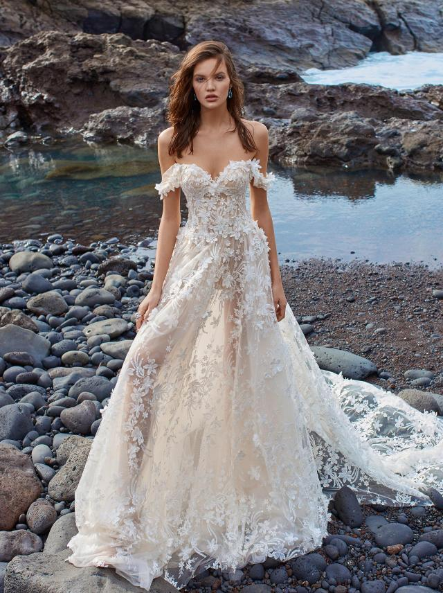 7401b4b7464 GALA-1010 - Collection No. V - Bridal Dresses - Galia Lahav