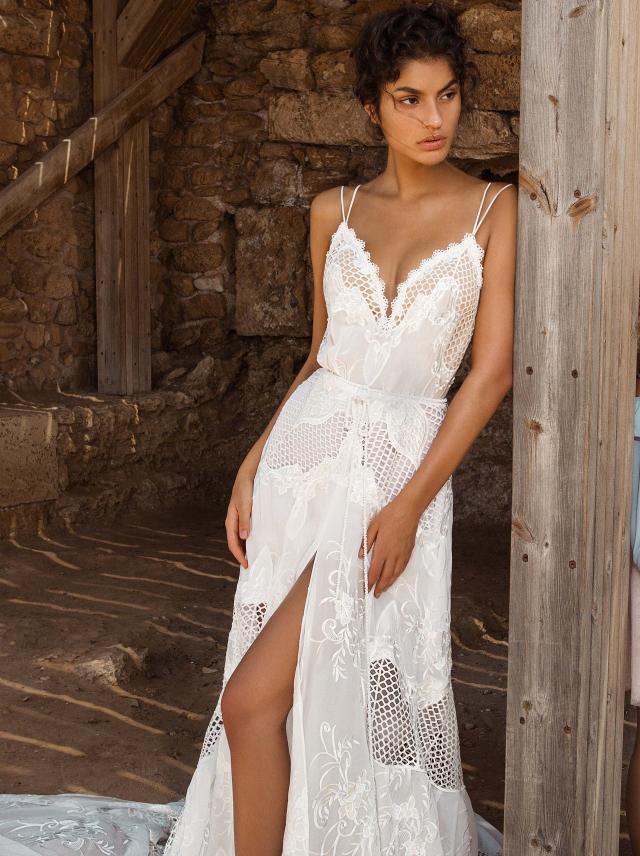 01e13f9bbca GALA-808 - Collection No. III - Bridal Dresses - Galia Lahav