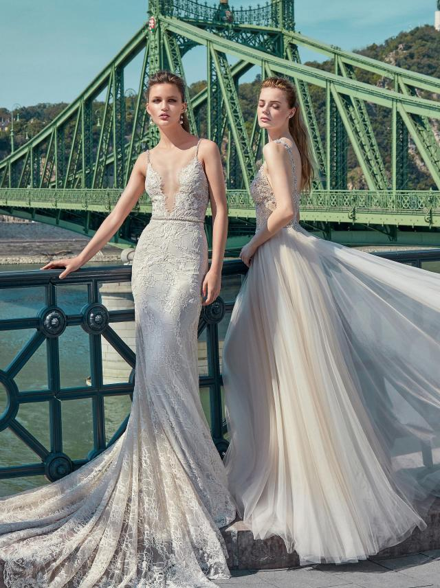 Collection no. l - Galia Lahav - GALA 606 and 603