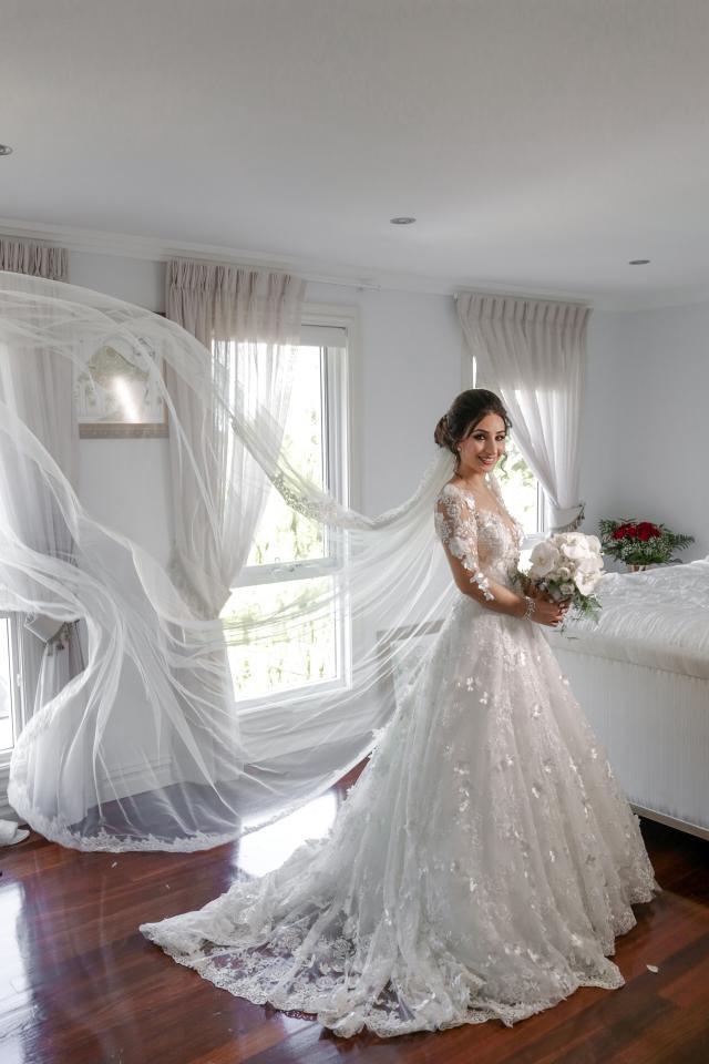 Bride Of The Week: Annie Barbaro