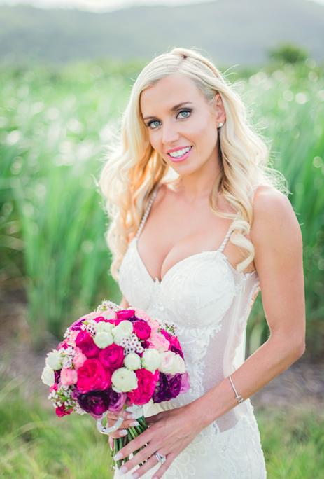Galia Lahav Bride of the Week Elise Rice