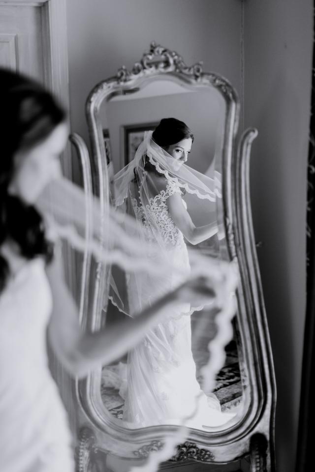 Galia Lahav Bride of the Day Jennifer fairy tale wedding dress