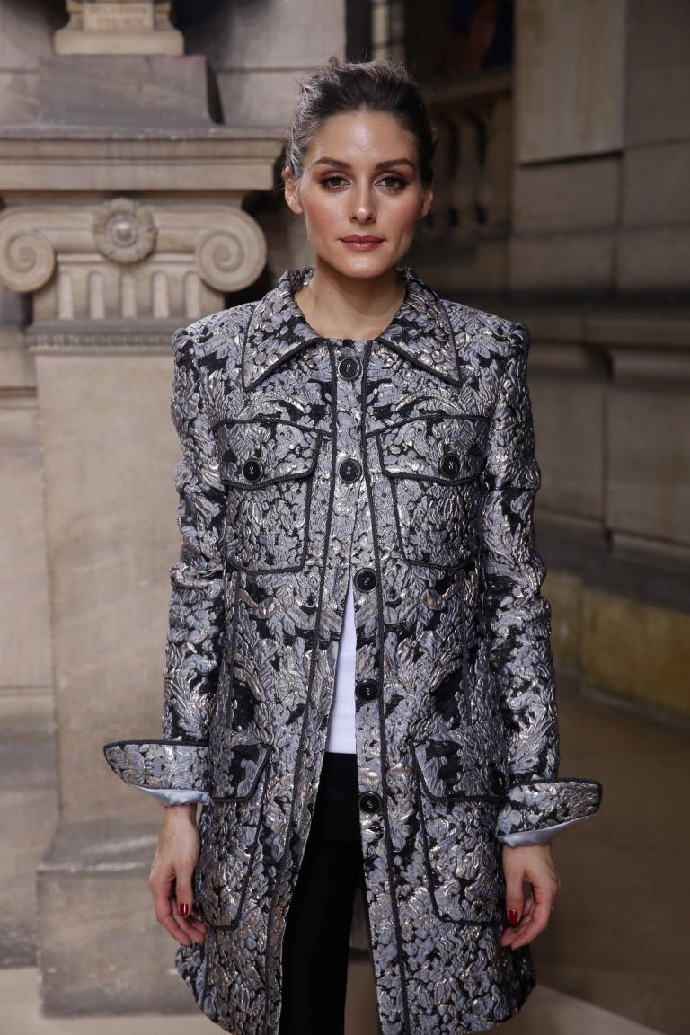 Olivia Palermo wearing Galia Lahav