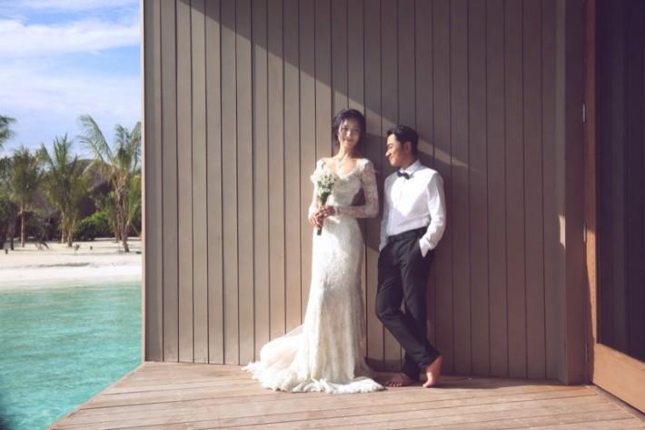 Galia Lahav - Fairy Tale Wedding of Leanne Li