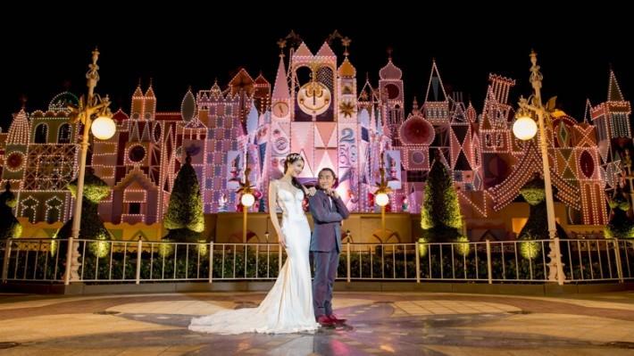 Fairy Tale Wedding of Leanne Li
