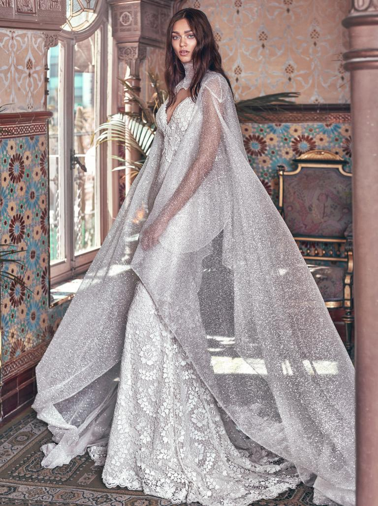 Rayne and sterling cape - Victorian Affinity - Galia Lahav