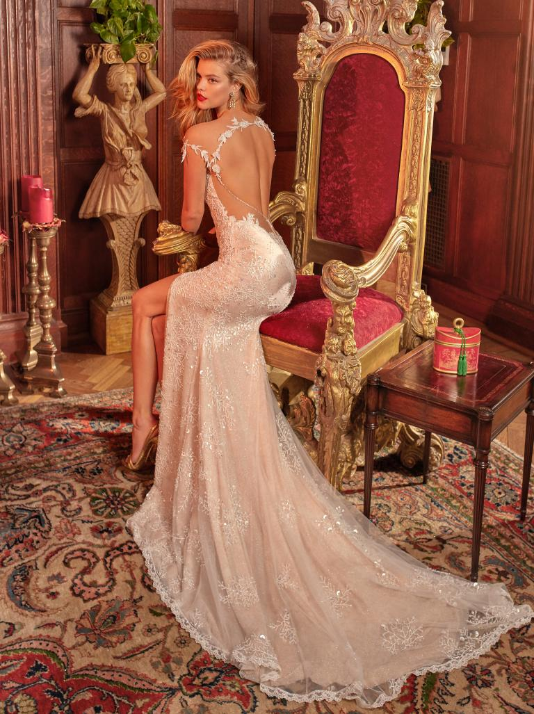 Mareligh - Queen of Hearts Collection - Backless Brides