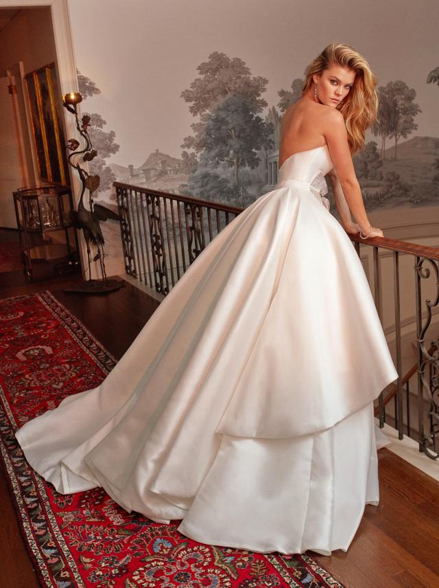 Galia Lahav Custom Gown - Imperia - Queen of Hearts collection