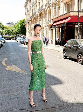 Emerald Hepburn - Galia Lahav - And God Created Woman