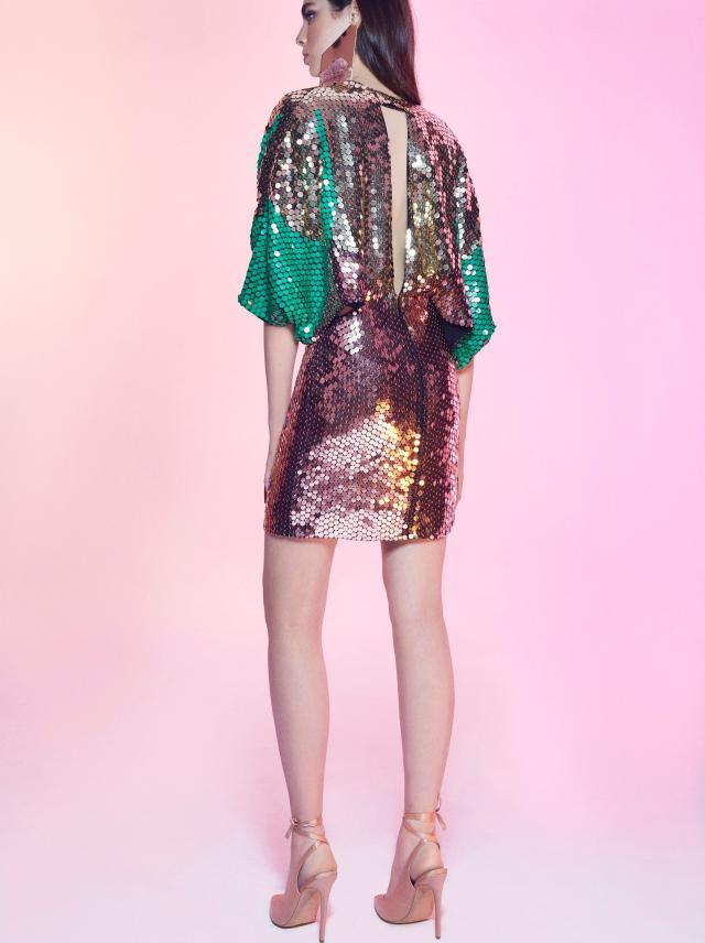 Galia Lahav - Night Flare -Encore Kimono Green