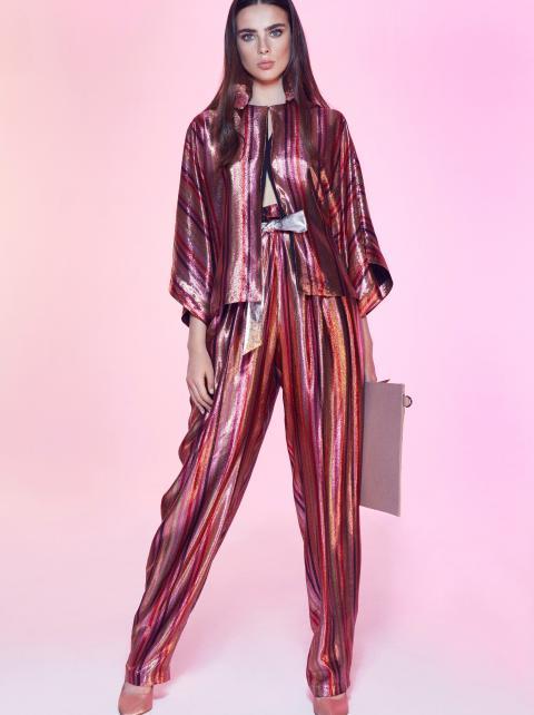 Galia Lahav - Night Flare - Mandarley Jacket and Mandarley Pants