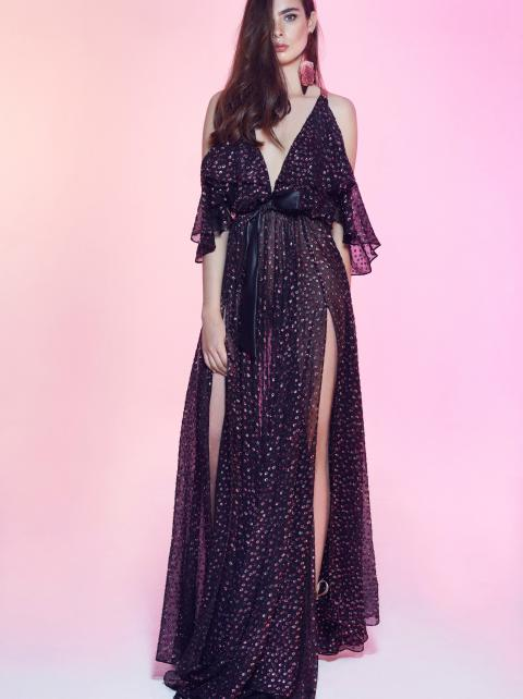 Galia Lahav - Night Flare -Nobo V Dress