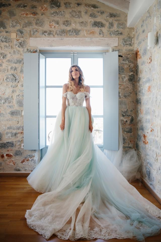 Galia Lahav - Bride of the Day Ariana Nate