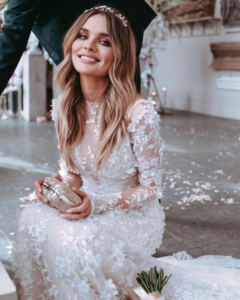 Galia Lahav Bride Of The Week: Chloe Lloyd