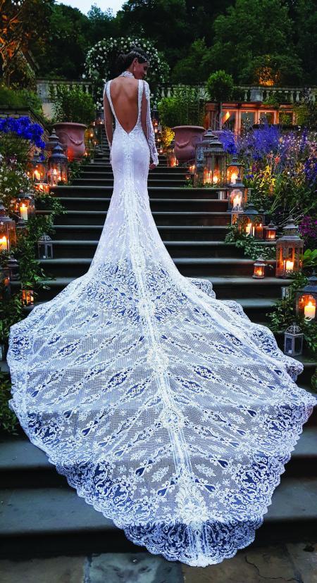 Galia Lahav Bride of the Week : Jade Holland Cooper-Photographed by Bradley Carranceja