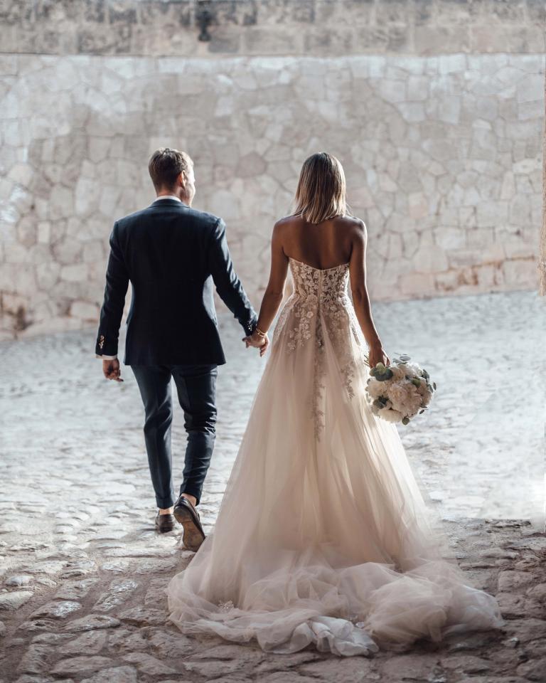 Galia Lahav Bride Of The Week- Aylin Koenig