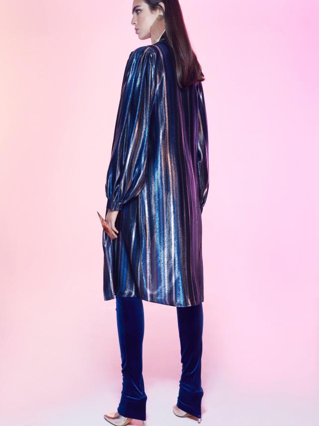 Galia Lahav - Night Flare - The Standard Jacket Velveteene Tights