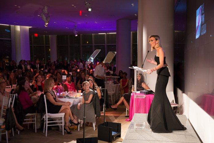 Giuliana Rancic in Galia Lahav at the Pink Agenda Event