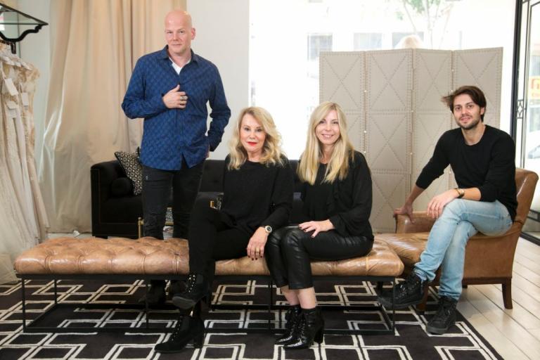 designer galia lahav and family values