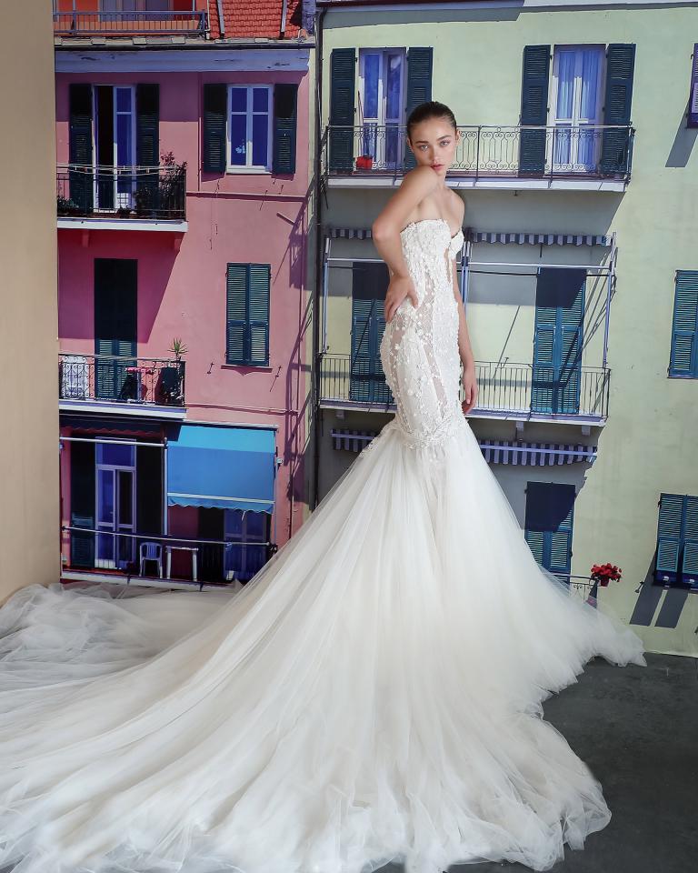 galia lahav couture camilla couture bridal dress and kamie skirt