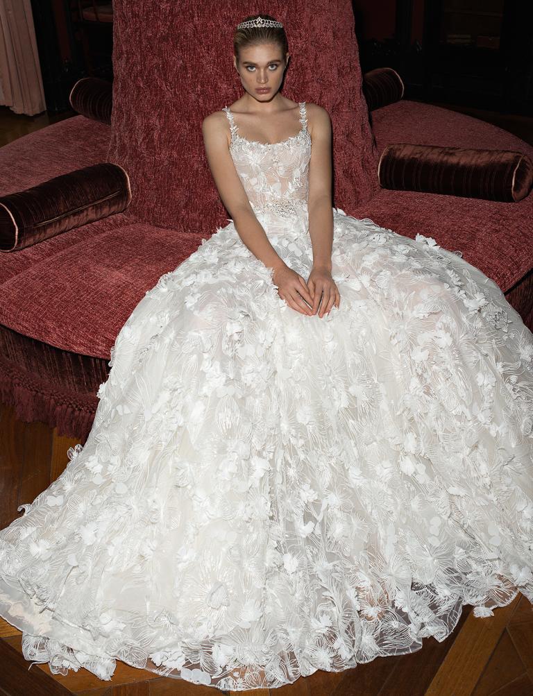 fabiana gown by galia lahav
