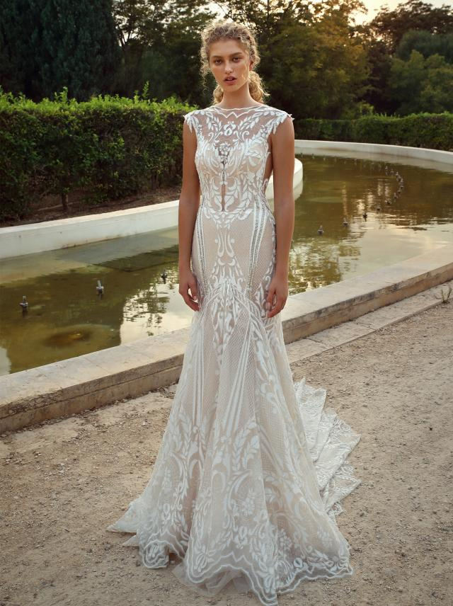 f97c0f633e1 G-202 - Collection No. VII - Bridal Dresses - Galia Lahav