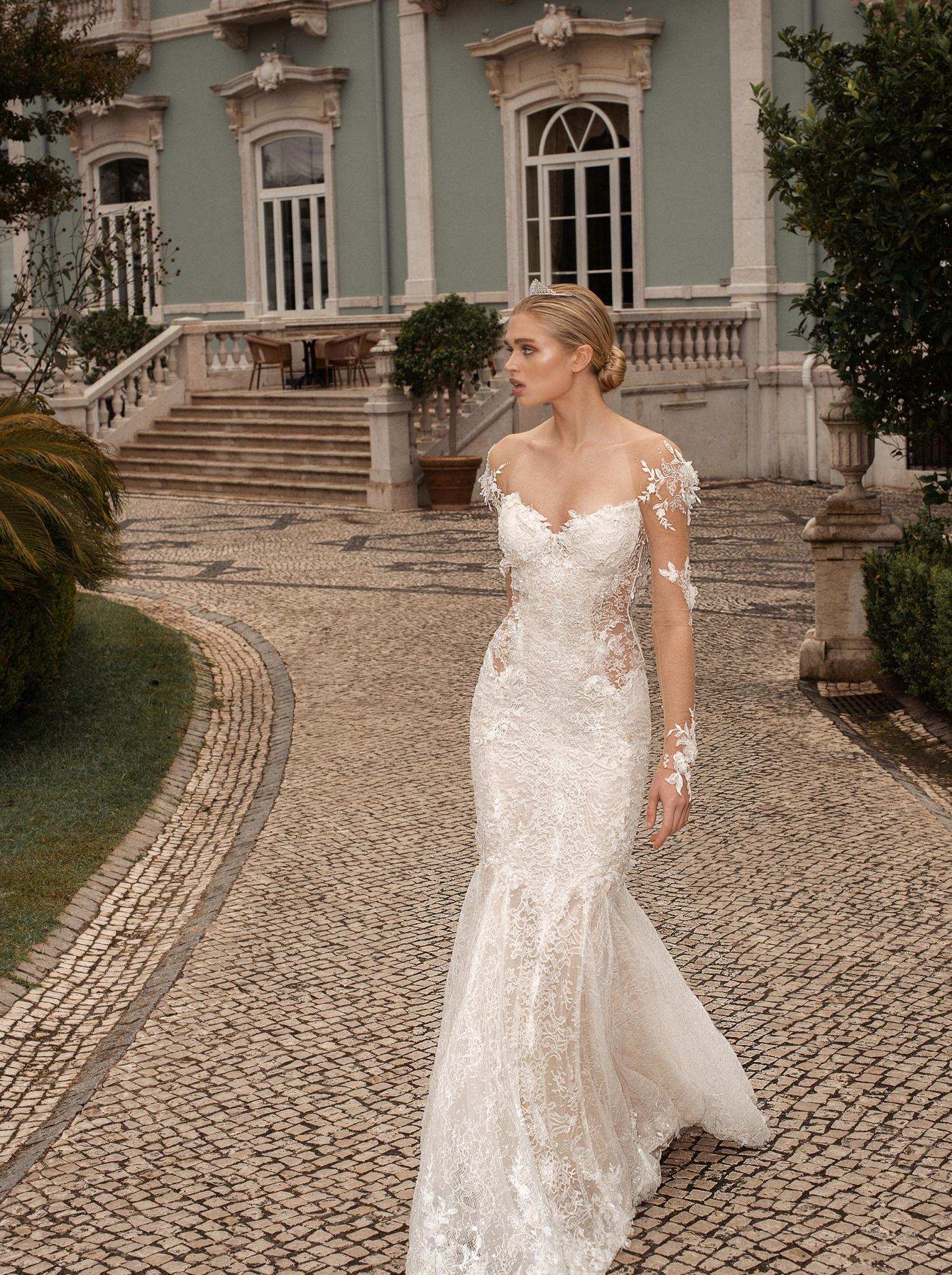 Bridal Couture Designer Wedding Dresses Galia Lahav