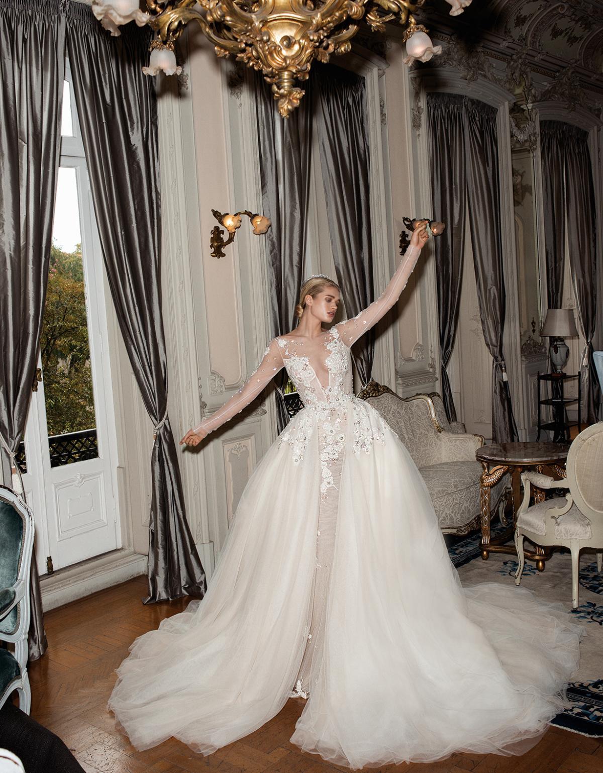 Nevis ball gown