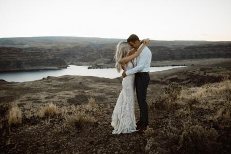 Bride Of The Week: Taina Brockway