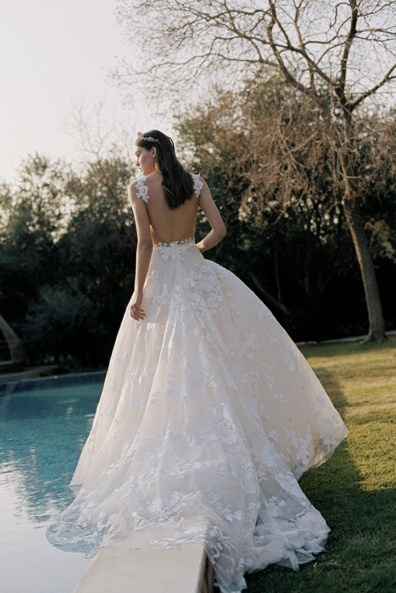 The Most Iconic Princess Wedding Dresses Galia Lahav