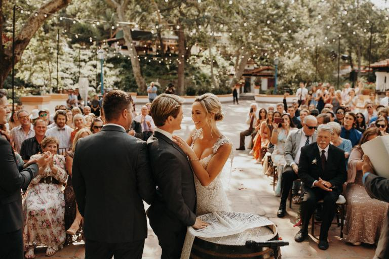 Bride Of The Week: Emily Everett