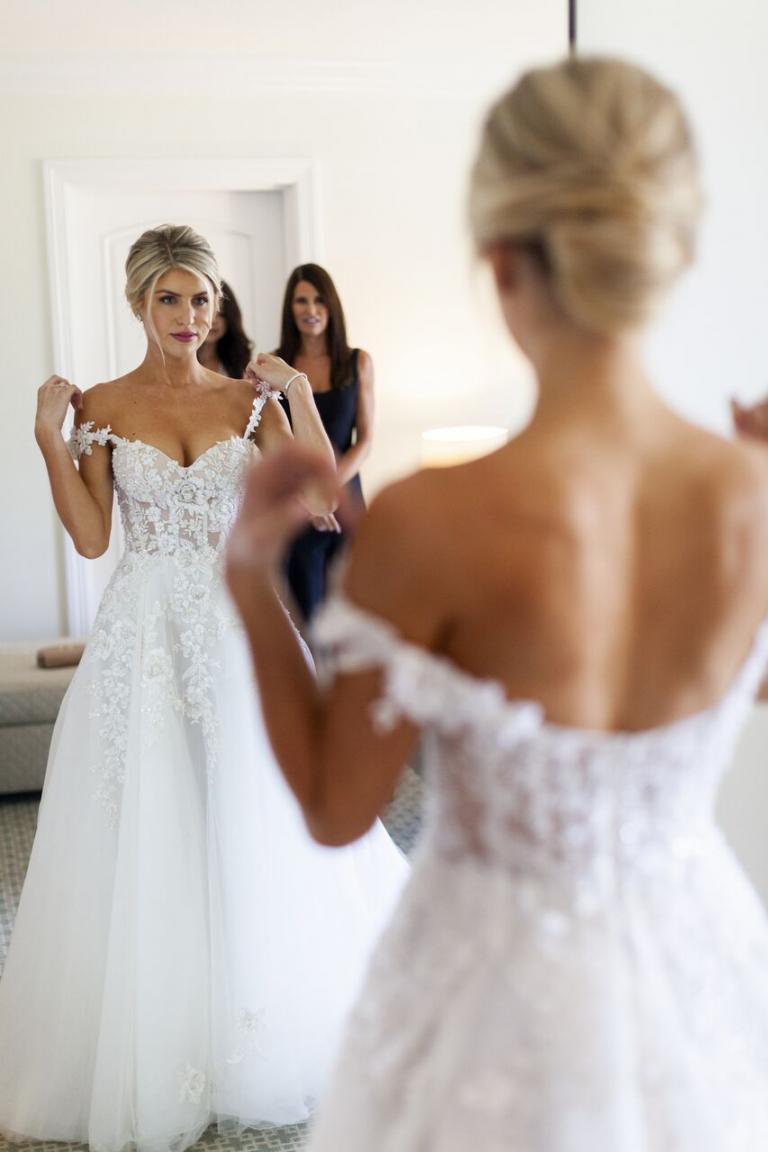Bride of The Week :Jeanne Frei