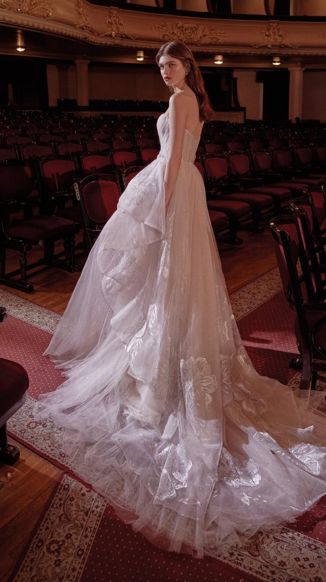 Bridal Couture Collection No. 14 - Make a scene - Aphrodite-B