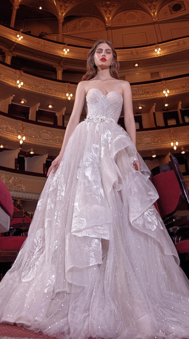 Bridal Couture Collection No. 14 - Make a scene - Aphrodite-F