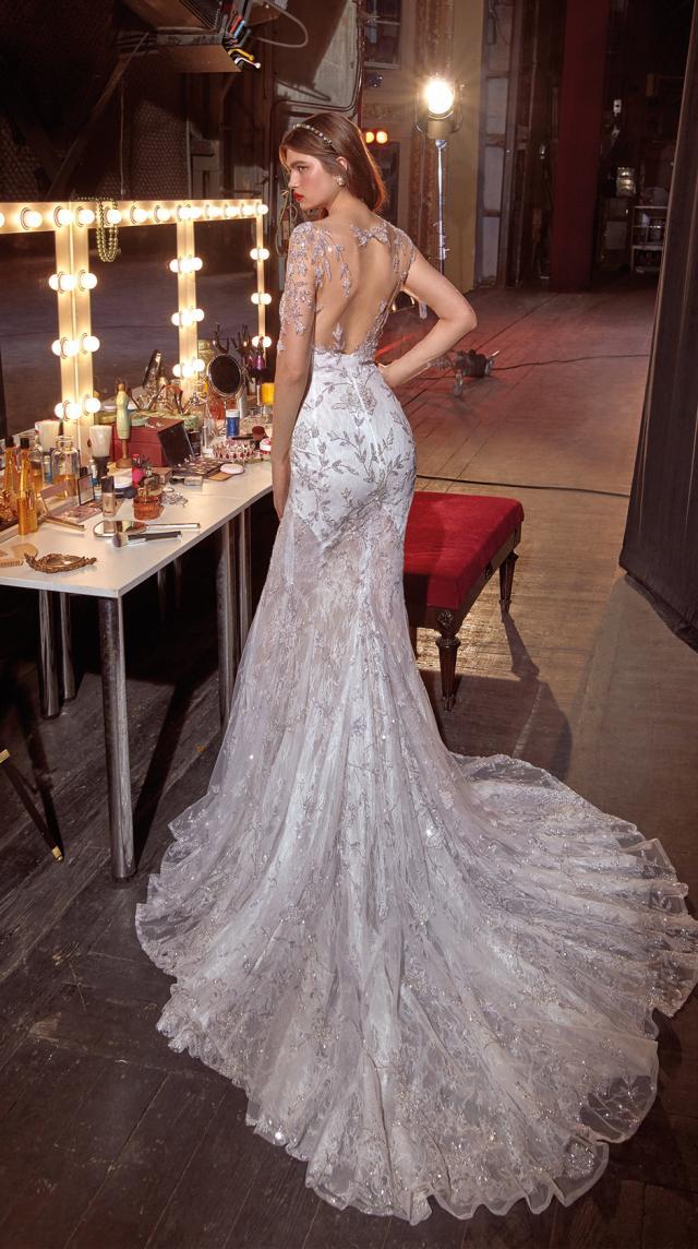 Bridal Couture Collection No. 14 - Make a scene - Brenna-B