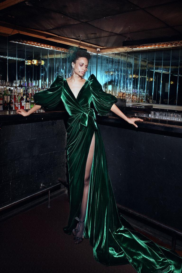 Cyndi dress