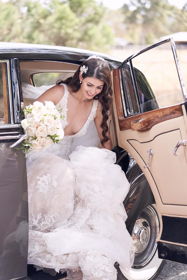 Bride Of The Week: Nadia Saliba