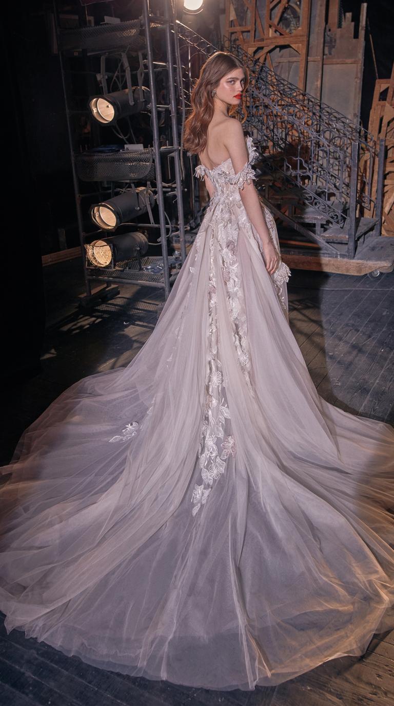 Bridal Couture Collection No. 14 - Make a scene - Kaila-B