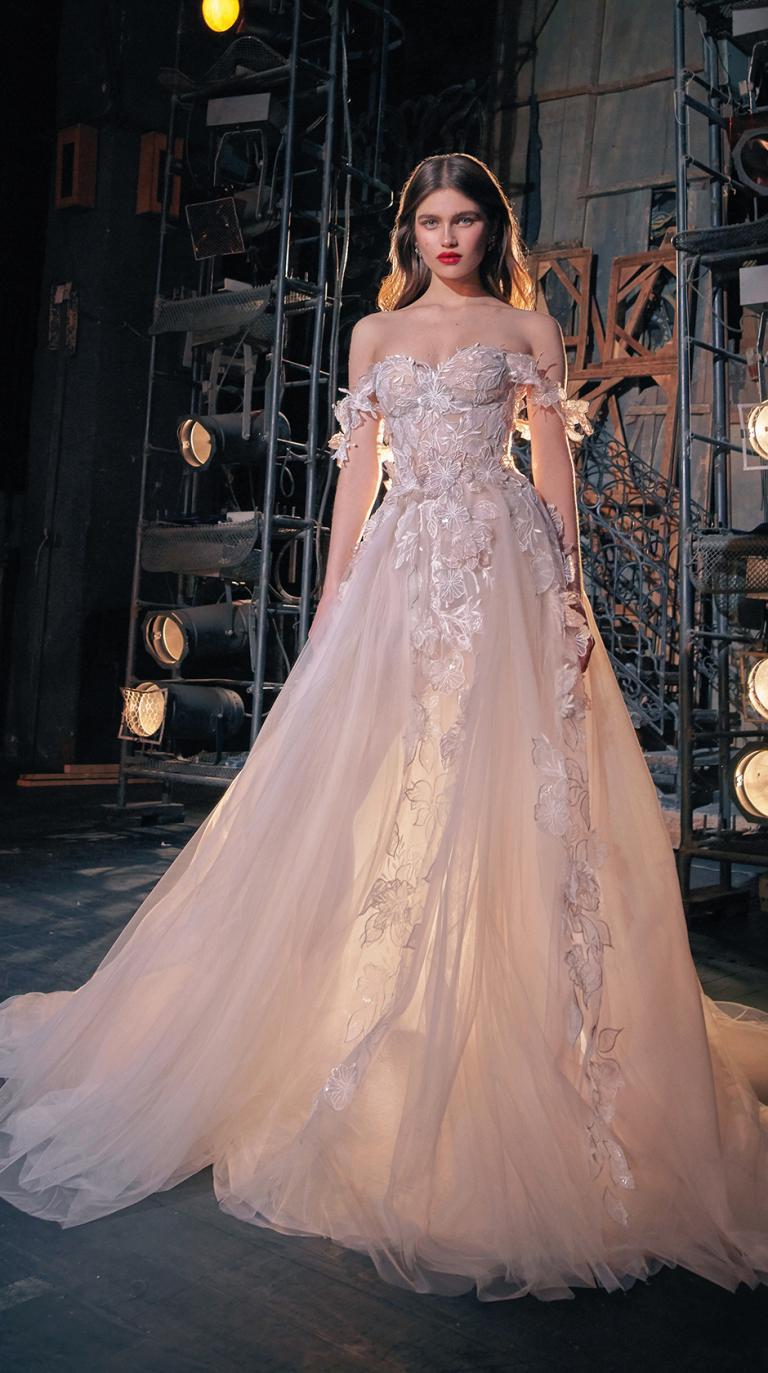 Bridal Couture Collection No. 14 - Make a scene - Kaila-F