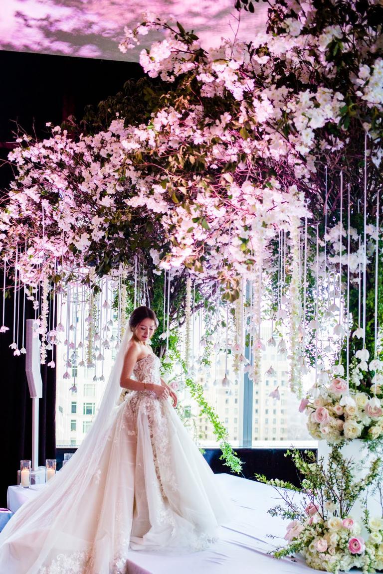Bride Of The Week: Olivia Li