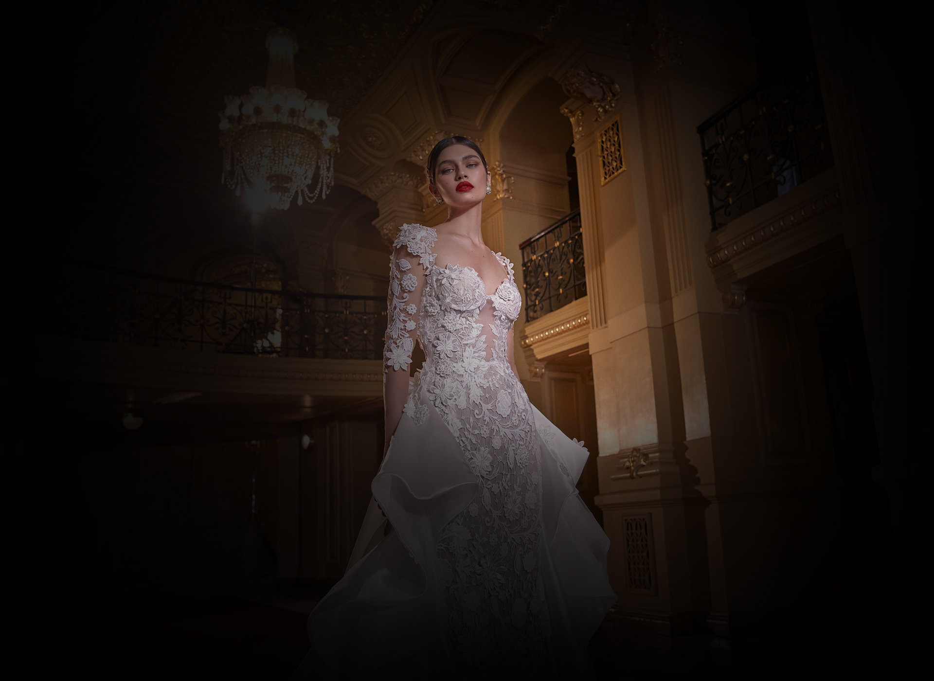 Galia Lahav - Trunk Show - Magnolia White Tokyo