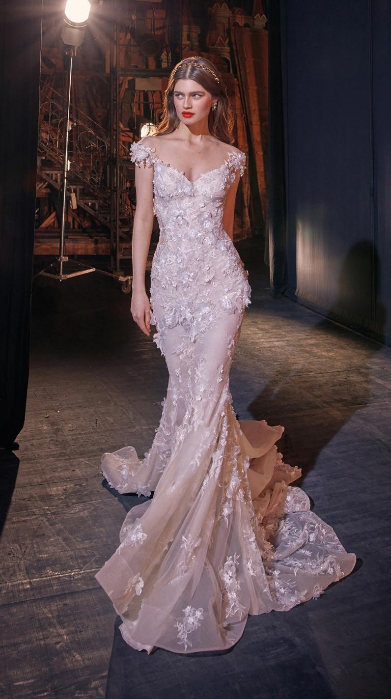 Bridal Couture Collection No. 14 - Make a scene - Martha