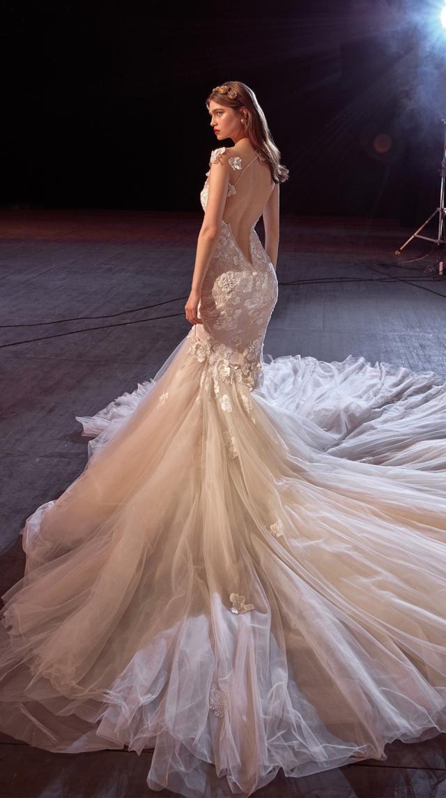 Bridal Couture Collection No. 14 - Make a scene - Michelle-B